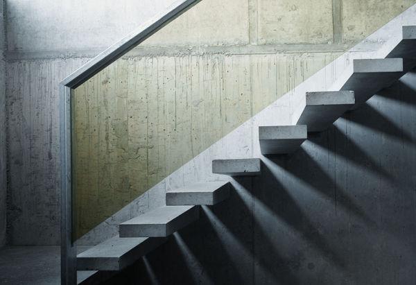Barniz matérico con efecto cemento y microcemento