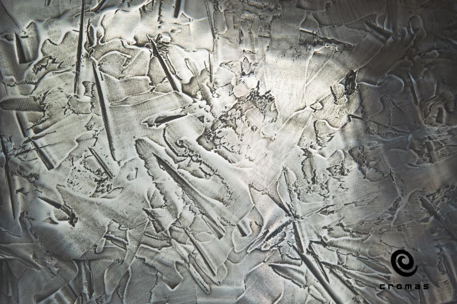Resina metálica Pure Metal. Decorativo epoxi con espátula.